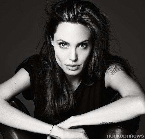 Анджелина Джоли в журнале Elle. Июнь 2014