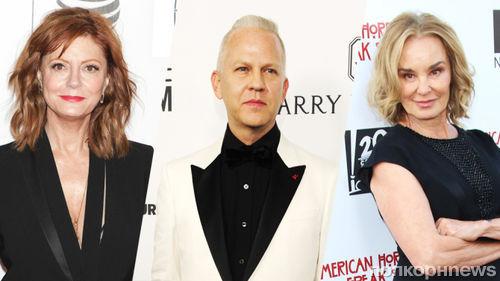 Джессика Лэнг и Сьюзен Сарандон сыграют в новом сериале от создателя «Американской истории ужасов»