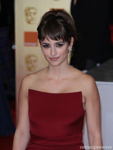 Звезды на церемонии BAFTA 2012