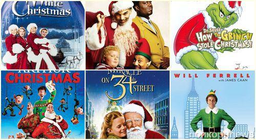 Топ 25 лучших фильмов про Рождество и Новый год всех времен