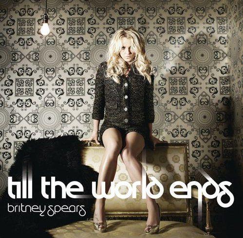 Привью нового клипа Бритни Спирс - Till The World Ends