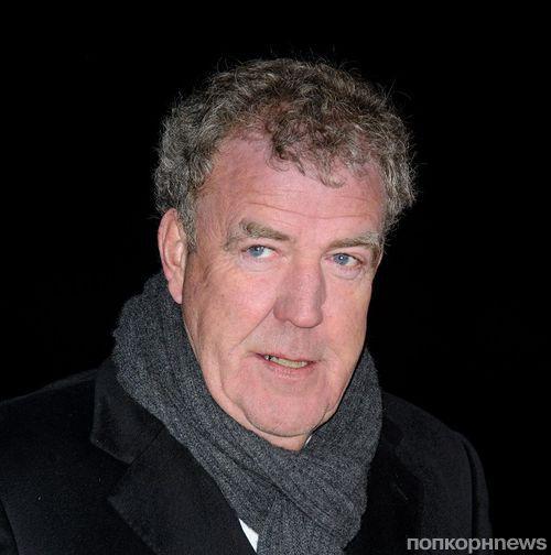 Ведущий Top Gear Джереми Кларксон подрался с продюсером из-за еды