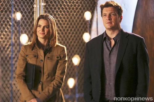 Сериал «Касл» официально закроют после 8 сезона