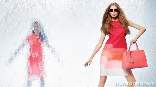 Рекламная кампания Fendi. Весна / Лето 2014