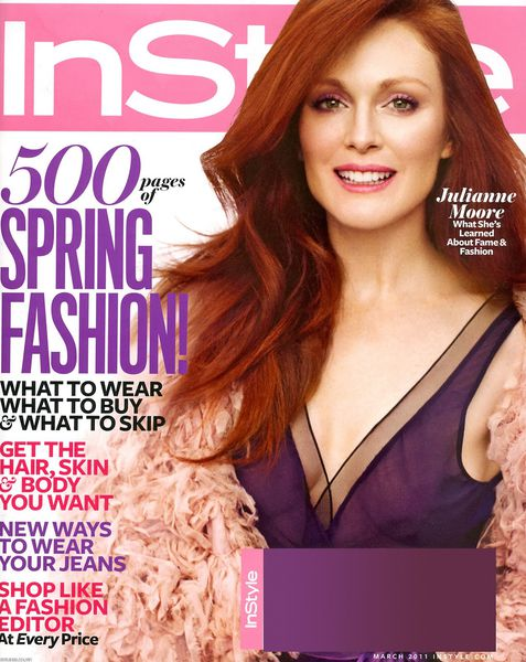 ��������� ��� � ������� InStyle. ��� 2011