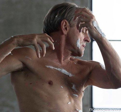 67-летний Михаил Барышников разделся для новой фотосессии