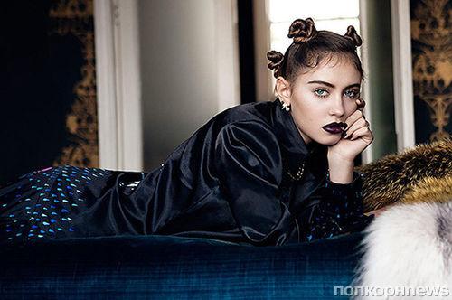 Дочь Джуда Лоу стала новым лицом Chanel