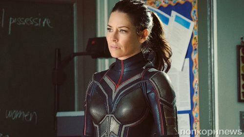 Эванджелин Лилли намекнула на путешествия во времени в «Мстителях 4»