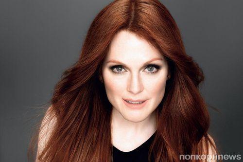 Джулианна Мур стала лицом продукта по уходу за кожей  L`Oréal Paris