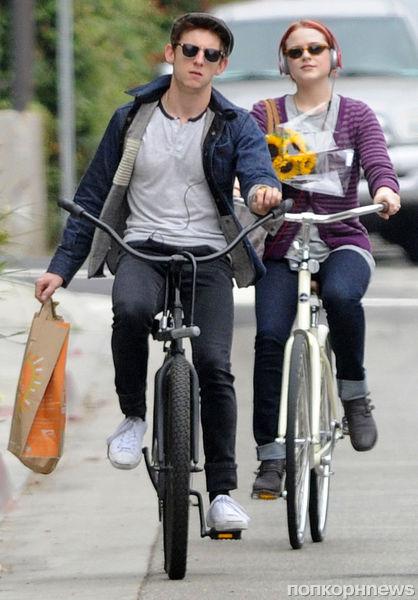 Ивэн Рэйчел Вуд и Джейми Белл скоро поженятся?