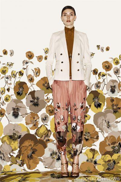 Пре-коллекция Gucci. Осень 2012