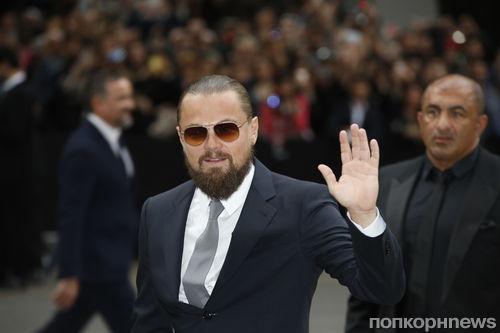 Леонардо Ди Каприо потратил 10 000 евро на женскую сумку