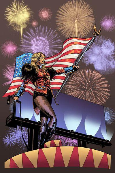 Выходит комикс о Бритни Спирс