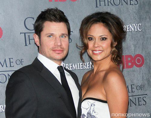 Ник и Ванесса Лаше ждут ребенка