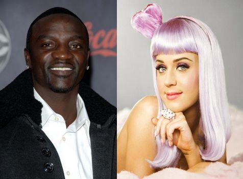 Akon и Кэти Перри выступят на показе Victoria's Secret