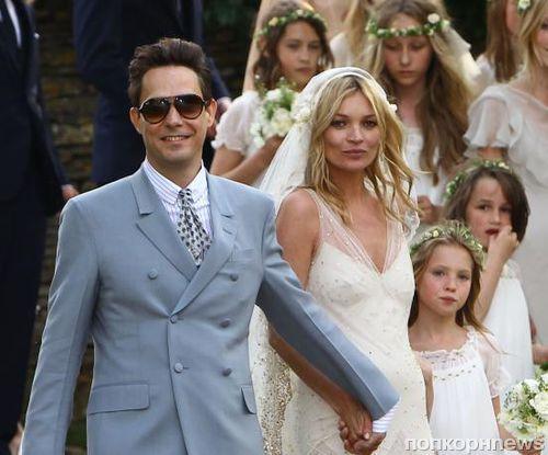 СМИ: Кейт Мосс и Джейми Хинс на грани развода