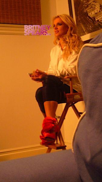 Хореография из нового клипа Бритни Спирс