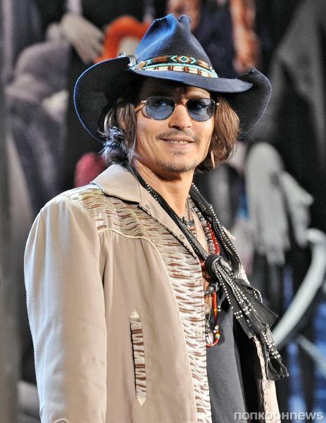 Видео: Джонни Депп выступил с группой Aerosmith