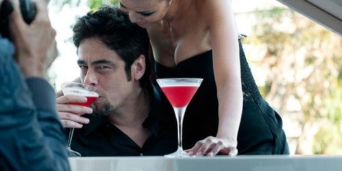 Бенисио дель Торо станет лицом календаря Campari 2011