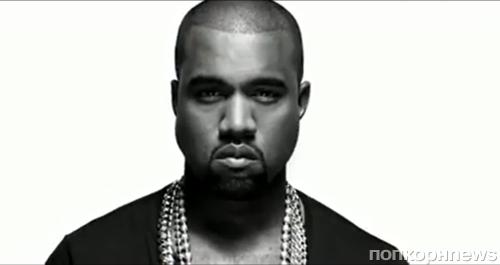 Кани Вест снялся в рекламном видео журнала Ани Рубик