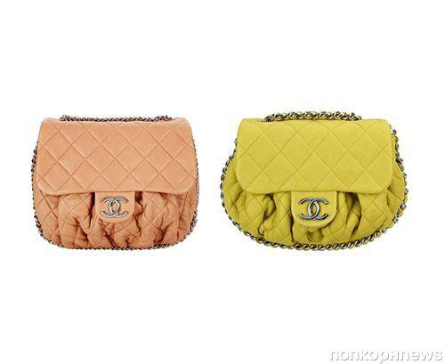 Круизная коллекция сумок Chanel. Весна/Лето 2012