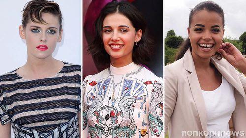 Официально: Кристен Стюарт возглавит троицу новых «Ангелов Чарли»