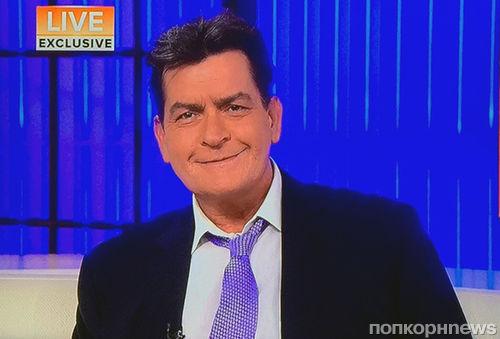 Видео: Чарли Шин рассказывает о ВИЧ-инфекции в интервью NBC