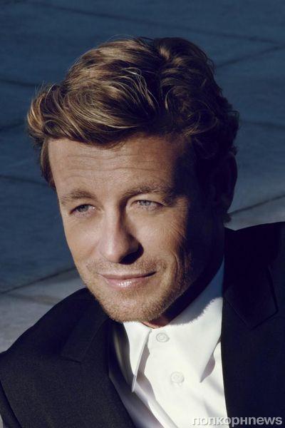 Саймон Бейкер стал лицом нового аромата для мужчин от Givenchy
