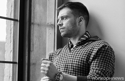 Себастиан Стэн в фотосессии для майского L'Officiel Hommes