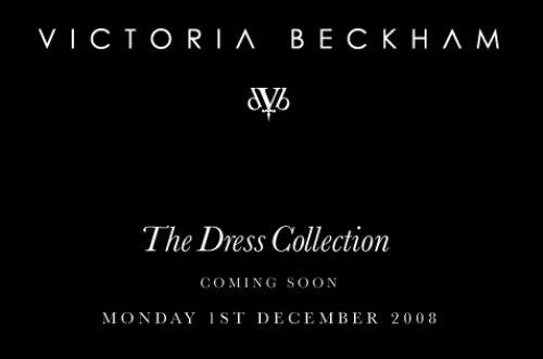 Видео: реклама коллекции платьев от Виктории Бэкхем