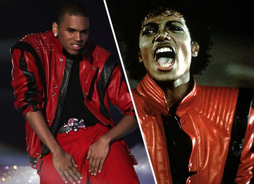 chris brown and michael jackson She ain't you single by chris brown the accompanying music video was directed by colin tilley and features brown paying tribute to michael jackson brown.