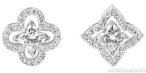 Свадебная коллекция украшений от Louis Vuitton