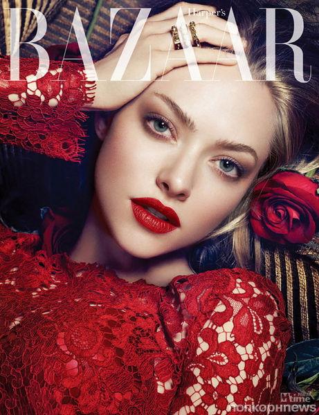 ������ ������� � ������� Harper's Bazaar �����. ���� 2013