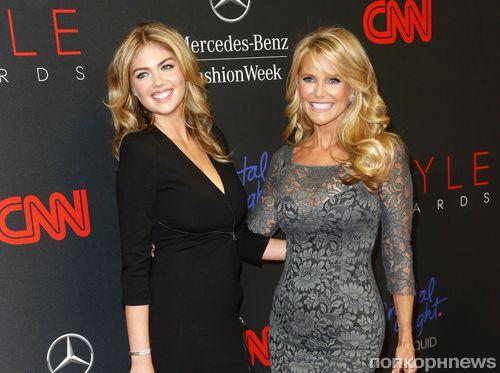 Звезды на церемонии Style Awards в Нью-Йорке