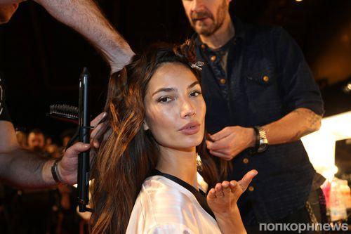 Модный показ Victoria's Secret 2014: бэкстейдж