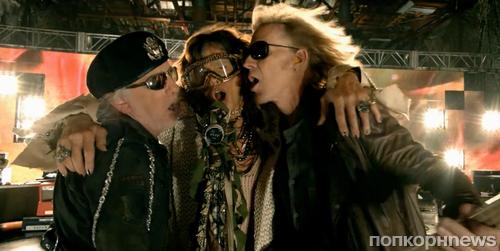 Новый клип Aerosmith - Legendary Child