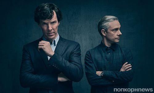 Вышел трейлер к заключительной серии четвертого сезона сериала «Шерлок»