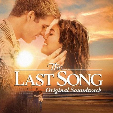 Песня Майли Сайрус «I Hope You Find It» к фильму «Последняя песня»