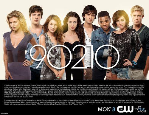 """Новое промо-видео третьего сезона сериала """"90210"""""""