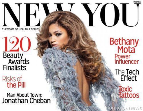 Фото: Зендая в фотосессии для New You Magazine