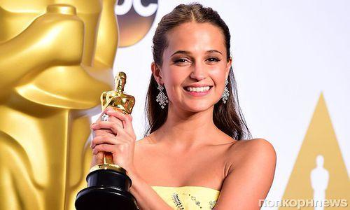 Алисия Викандер больше года не видела собственный «Оскар»