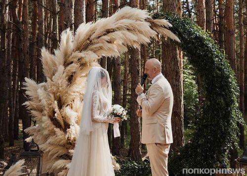 Потап и Настя поженились и поделились фото и видео со свадьбы