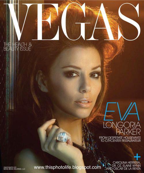Ева Лонгория в журнале Vegas. Февраль 2010