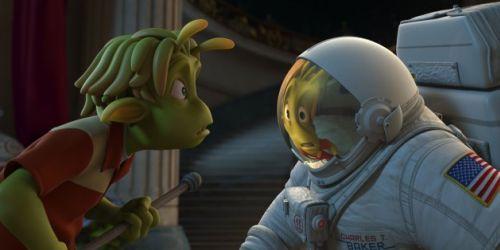 Трейлер фильма «Планета №51»