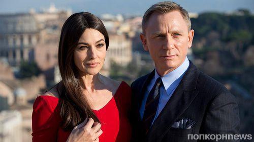 Фото: новые девушки Бонда из «007: СПЕКТР»