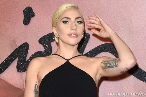 Леди Гага сделала двадцатую татуировку