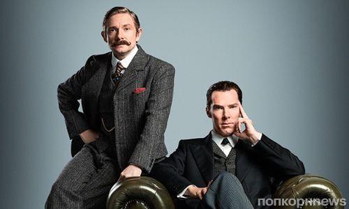 Видео: первый отрывок из рождественского спецвыпуска «Шерлока»