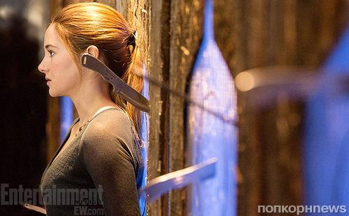 Первый взгляд: Шейлин Вудли в экранизации «Избранной»