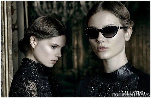 Новая рекламная кампания Valentino. Осень / зима 2012-2013
