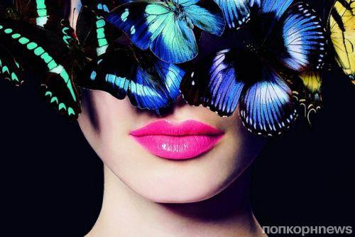 Новая коллекция декоративной косметики L'Été Papillon от Chanel. Лето 2013